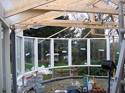Vi udfører alle opgaver inden for tømrer-, snedker- og murerarbejde.